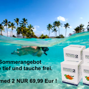 4xPRIMED 2 Sommerangebot